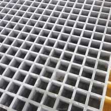 astm e-84 test passed abs certficated13 to 63mm thick molded grp fiberglass frp grating