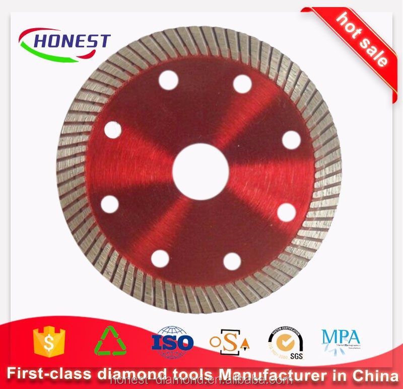 China manufacturer 4.5 ultra thin diamond blade on allibaba com