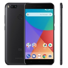 Xiaomi Mi A1 4GB+32GB Global Official Version 5.5 inch Android 7.1 Dual Back Cameras 4G Network Smartphone Cell Mobile Phone