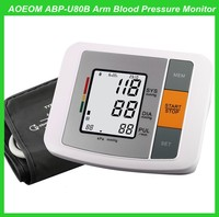 Arm Digital Blood Pressure Monitor Price Cheap with Pulse Oximeter