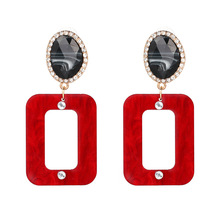 Wholesale Latest Design Natural Stones Earring Hot Cheap Jewelry Trend Antique Earrings