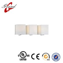 Home hotel glass wall lamp modern wall lamp with CE&UL