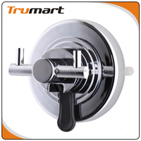 Suction On the Wall Chrome Single Robe Hook