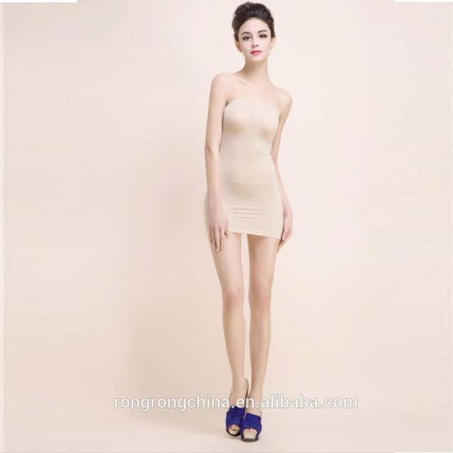 Cheap Knitted Fir Slim Body Perfect Body Shaper Bra Shapewear