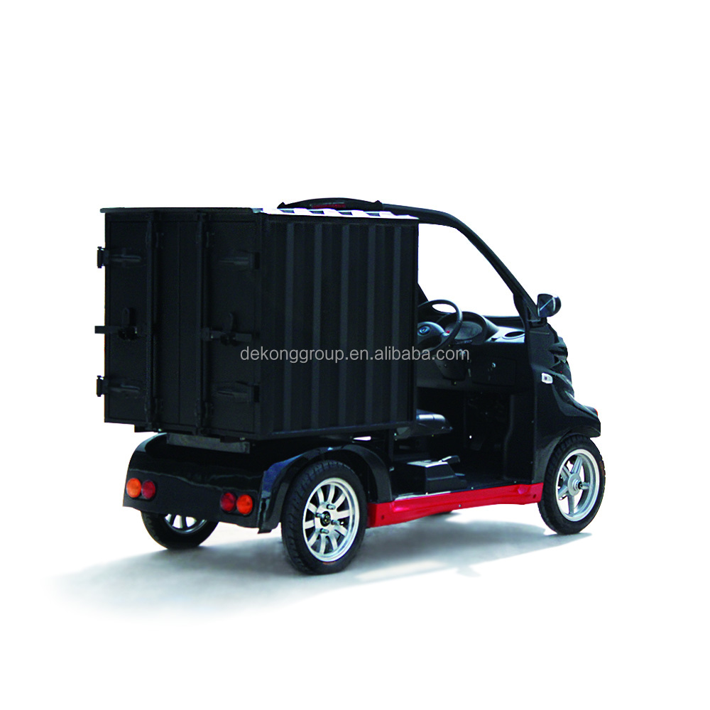 carry 100kg cargo delivery best electric van