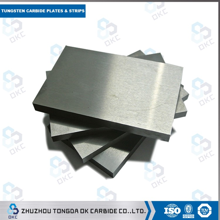 <strong>K05</strong>/K10/K20/K30/K40 Tungsten <strong>carbide</strong> strips / tungsten <strong>carbide</strong> <strong>plates</strong>
