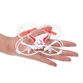 131321V-2.4G 5CH 6-Axis Gyro R/C Quadcopter RTF Drone with English Voice Control Headless Mode Speed Mode and 3D Flips