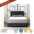 new design elegent fabric memory foam mattress 10 inch full size mattress
