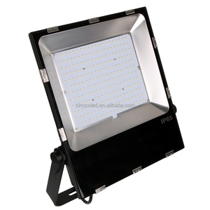 LED slim waterproof floodlight nichia 3030 SMD flood light 10w 20w 30w 50w 70w 100w 120w 150w 200w 250w LED projector light