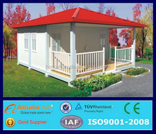 economic prefabricated portable floating container house