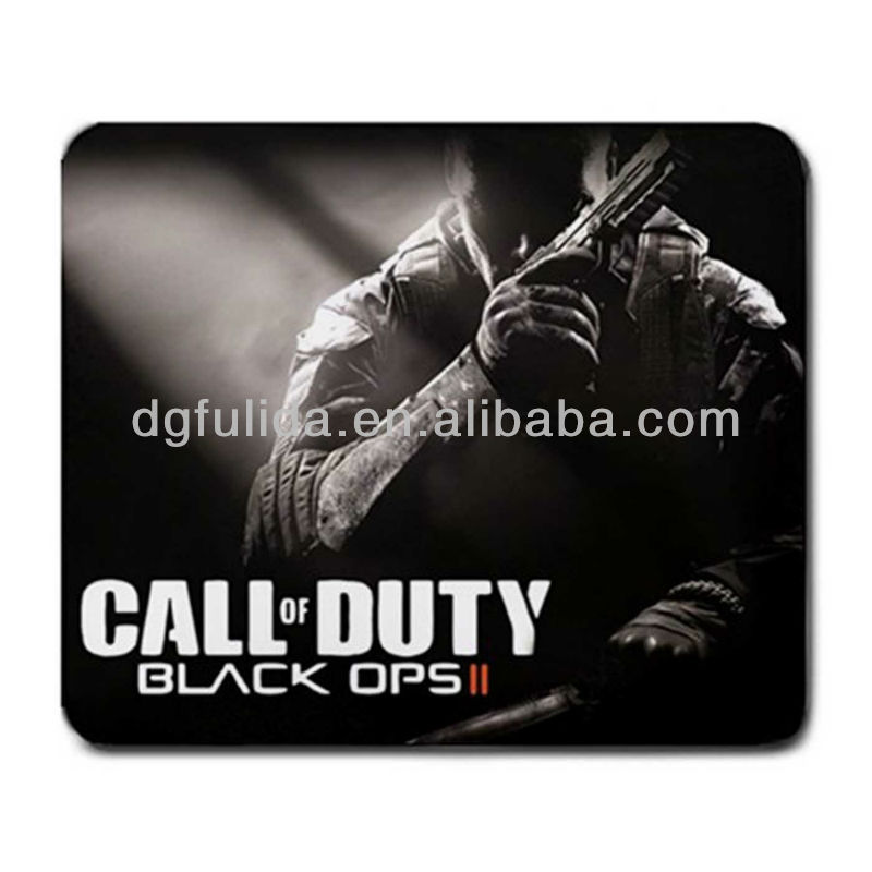 NEW call of duty black ops 2 gaming geek large mousepad mouse pad