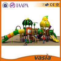 Eco-friendly outdoor kids play ground/Children Outdoor Play Park Games and Slide/Theme park amusement outdoor playground