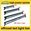 high power off road epistar led light bars for trucks 120W 180W 240W 300W