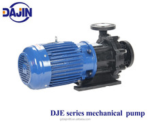 high flow rate and head DJE Series motor drive dry run chemical Pump