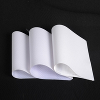 guangzhou seamless reflective flex banner sticker advertising tape promotion reflective vinyl roll