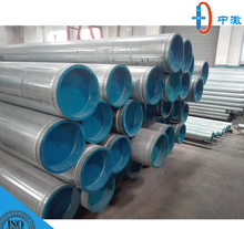 Food grade stainless steel pipe lined with plastic steel pipe antibacterial steel pipe