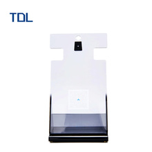 New Products Transparent acrylic mobile phone bottle display cabinet