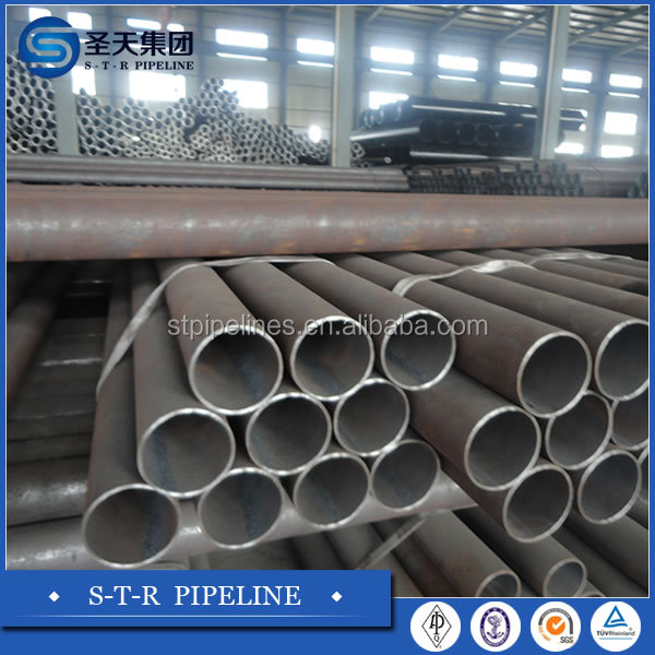 ISO API factory large diameter delivery pipe, st52 steel pipe