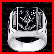 top quality masonic rings signet rings made in china BYER
