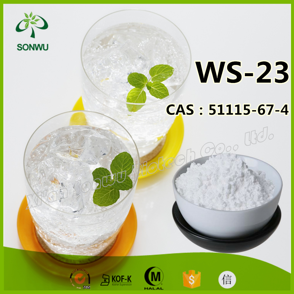 Supply cooling agent ws-23 51115-67-4 WS 23