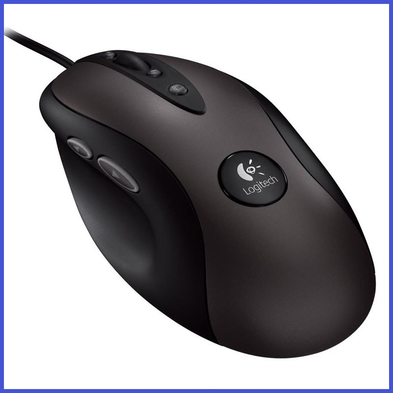 New Genuine wired professional player brand gaming mouse without retailed box logitech G400 optical gaming mouse