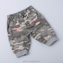 Best Seller Baby Boy Clothes Trousers Kids Long Camouflage Pants