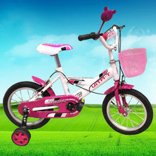 From factory import bicycles carbon steel pedal power 4 wheel bicycles for child