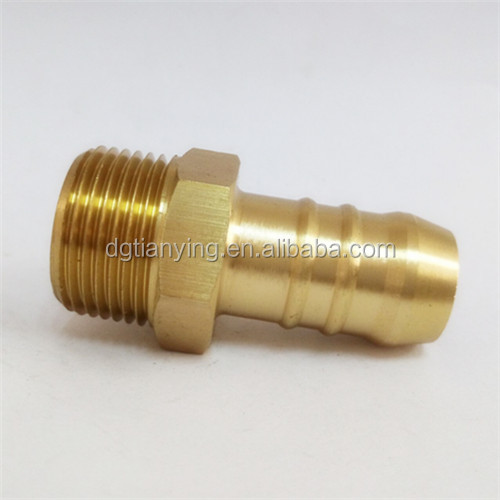 Mold fitting germany hose male nippel with factory price
