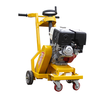 asphalt sealing electric motor bitumen sealer trailing type repairing sealant