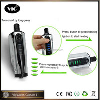 2015 new vaporizer dry herb vapor Captain 1 tasty vapor