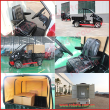 High speed fashionable electric van wholesale