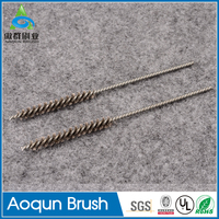Drill Cleaning Brush , Stainless Steel Wire