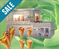 best sale automatic rotate easy to control temperature pizza cone oven