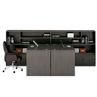 t shaped 2 person office desk T shaped office table executive ceo desk office desk