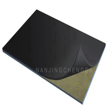 CR High strength cloth insertion rubber sheet