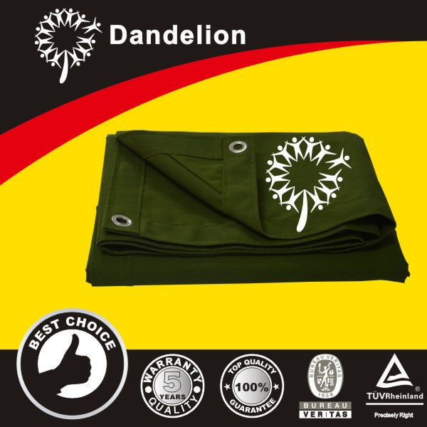 heavy duty waterproof durable cheap pvc coated canvas tarpaulin