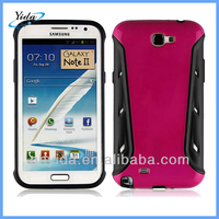 Iface Mobile Phone Case For Samsung Galaxy Note 2 TPU + PC Case Cover