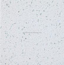 Crystal Snow White Sparkle Quartz Stone Countertop Wholesale