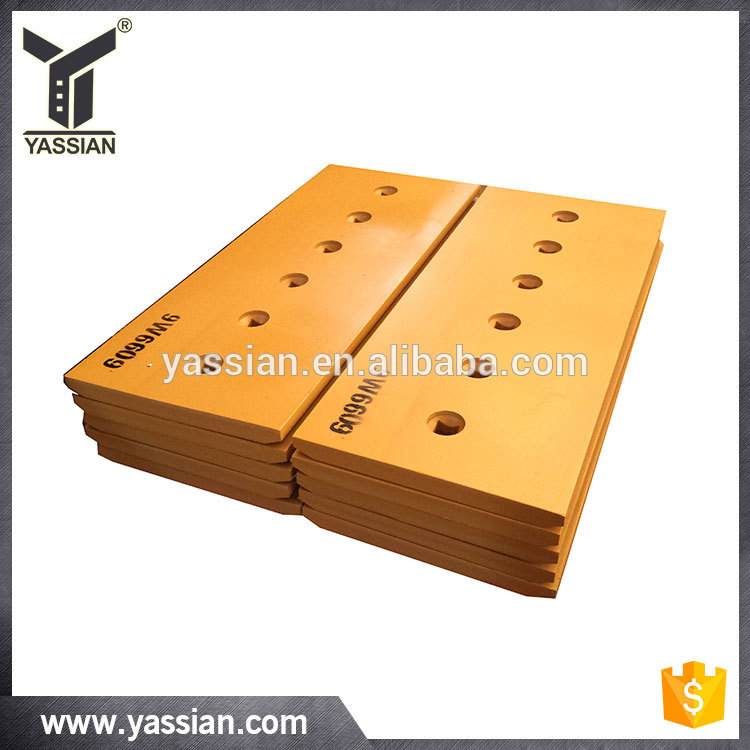new design spare parts professional cutting edges for bull dozer