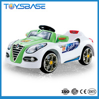 Toysbase kids battery operated toy baby ride on car