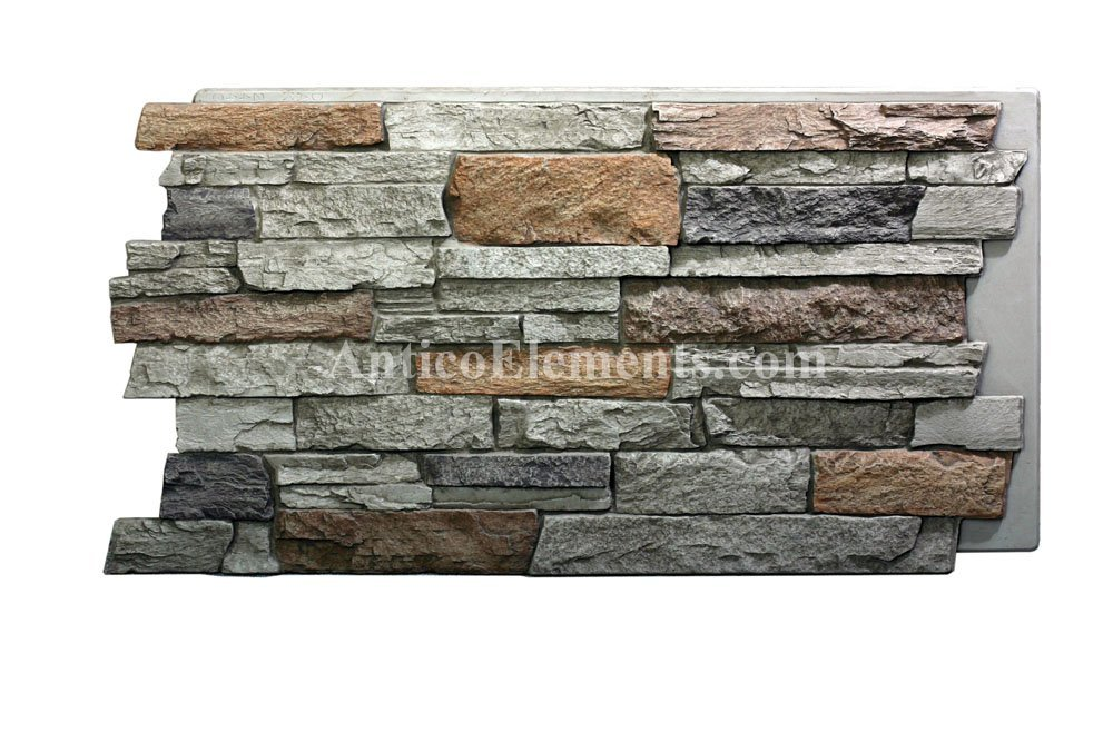 Paneles de piedra piedra de imitaci n y rocas paneles - Paneles de piedra artificial ...