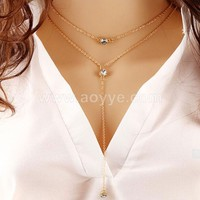 New Fashion Accessories Simple Style Jewelry