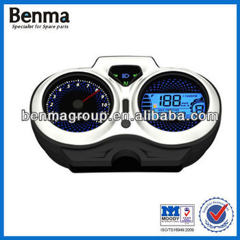 Wholesale dirtbike lcd digital meter ,high quality digital meter ,lcd display meter for motorcycle ,good price!