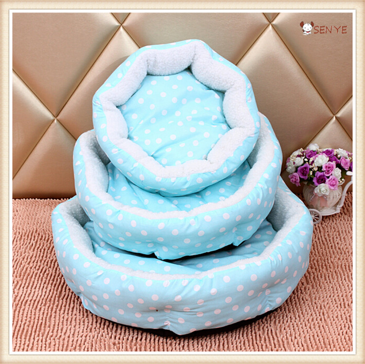 Funny Dog Beds Small Sized Teddy Dog Bed Luxury Super Soft Pet Wholesale Dog Beds
