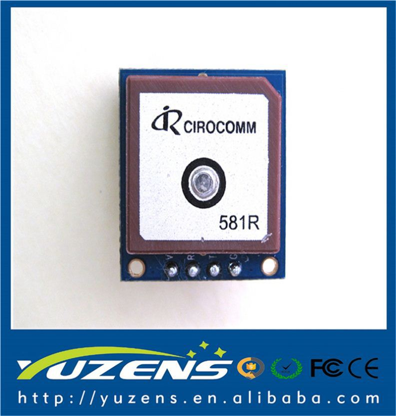 High Precision BN-220 GPS Glonass Dual Module With Antenna 10Hz