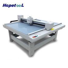 High quality Hot sale cnc corrugated cardboard cutting machine