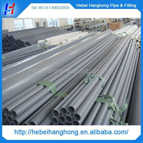 Trade Assurance Manufacturer types of plastic water pipe