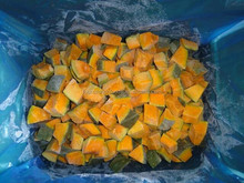 Cheap new crop 2016 frozen iqf zucchini cuts/cube