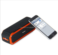 Wholesale hot selling waterproof speaker bag Bluetoot Music Player,outdoor waterproof bluetooth speaker