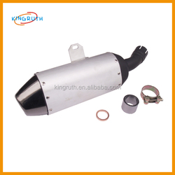 China 2014 hot sale motorcycle muffler pipe motorcycle